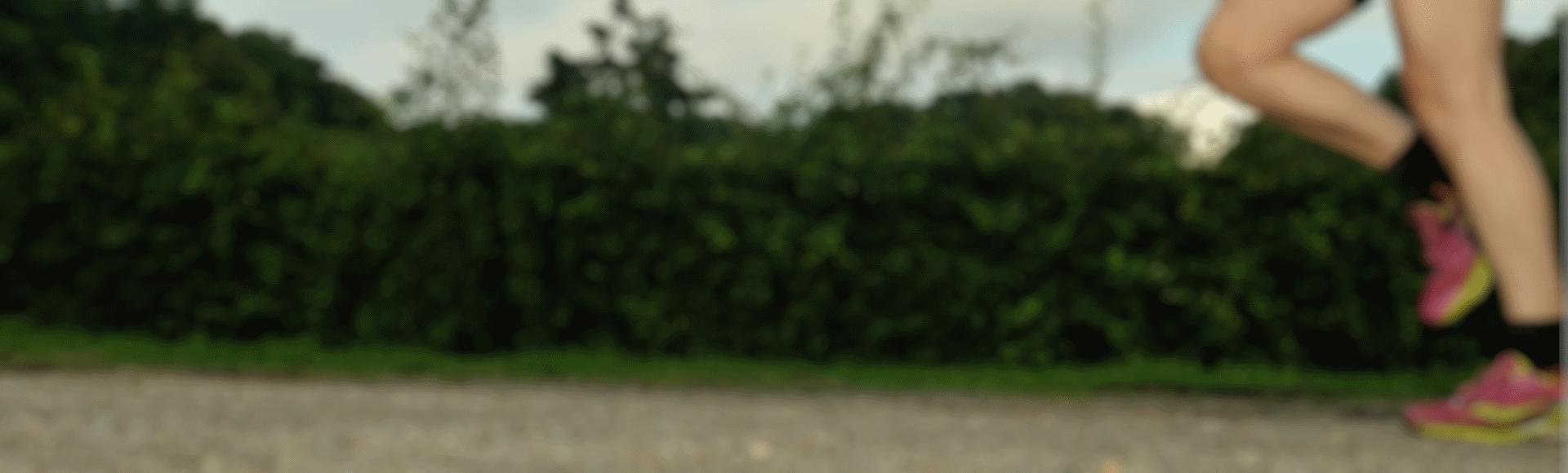 Harloopster gaat vooruit op de Nijmeegse wegen en paden