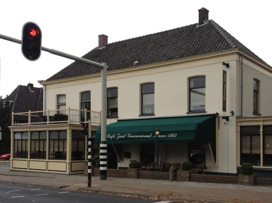 Café Groenewoud